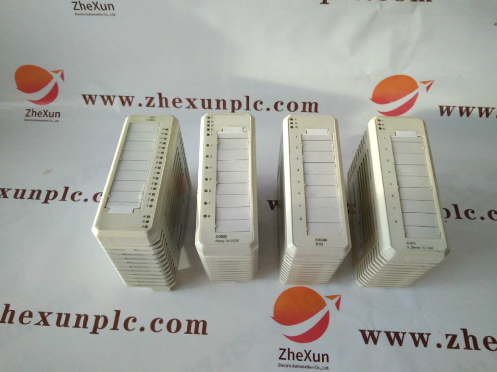 ABB AX522 1SAP250000R001 ANALOG IN/O MODULE AX-522